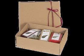 Geschenkset - 4 Heilkräutermischungen