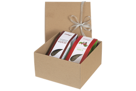Geschenkset - 2 Heilkräutermischungen für die Regenerierung und Entgiftung der Leber und zur Senkung des Blutdrucks