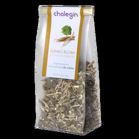 021 Cholegin – Kräuter für Gedächtnis und Konzentration 40 g