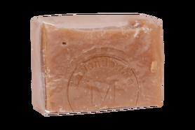 100% Natürliche rote Tonerde-Seife - handgeschöpft