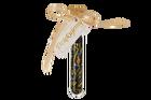 Personalisierte Gastgeschenke - Fläschchen mit Weißen Tee und Sommerblüten (1)