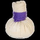 Lavendel-Kräuterstempel Pinda Sweda (Ajurveda-Kräuterbeutel) - 2 Stück (2)