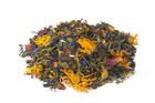Personalisierte Gastgeschenke - Fläschchen mit Weißen Tee und Sommerblüten (2)